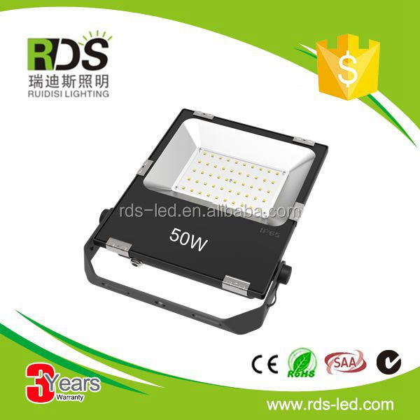 High Power Outdoor 4 years warranty 50w ipad led flood light