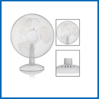 "wholesale standard fan 16"" oscillating table electric fan"