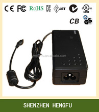 CEC 6 High Efficiency 12V 4A AC Power Adapter