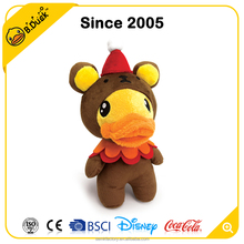 Wholesale hot sale polyester material stuffed soft toy plush bear