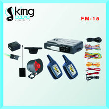 FSK two way car alarm without engine start.