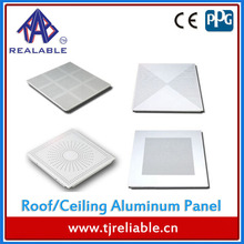 Build Materials China Supplier Aluminum Ceiling Board/Aluminium Sound Absorbing Perforated Panels