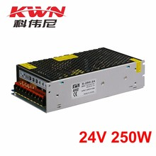 IP20 Single Output 10a 24v cctv Power Supply with Two Years Warranty