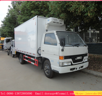 Best price 4 ton new diesel engine refrigeration unit