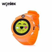 2017 Q360 Smart Watch Kids GPS LBS Double Location Safe Children Watch Activity Tracker SOS Card for Android and IOS best watch