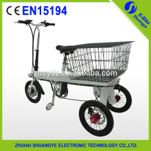 Low price chinese electric bike three wheel cargo tricycle