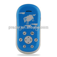 kids gift tiny mini mobile phone without camera and screen, gps locator small cell phone