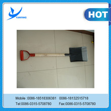 Small garden shovel/small hand gardening tools/wooden handle