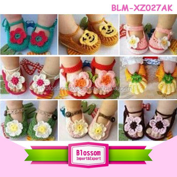 Baby multi design summer wholesale baby shoes in bulk