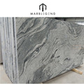 countertop used customized white color 20mm thick granite polished