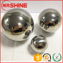 Home stainless steel hollow ball decoration ball metal ball sphere decoration light of the solder
