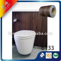 B133 Mocha Cherrywood Laminated Steel Sheet