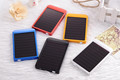 Solar power bank 5000mah best price portable mobile phone power bank