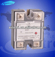 DC to AC Solid State Relay 40A