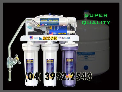 Ricon water purifier may loc nuoc gia dinh