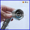 different cone high pressure rubber hose fitting