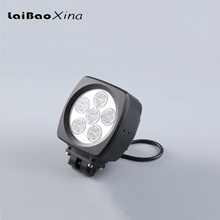 UnionTech New Popular Power 60w Lights LED Work Light for Car Off Road