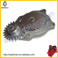 cummin diesel engine oil pump, oil gear pump 4939587/3932449/3937028