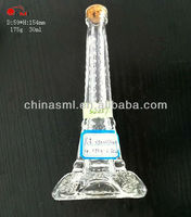 wholesale exquisite Personality glass bottle