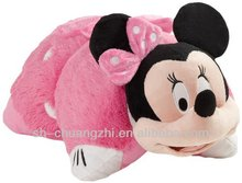 Pillow Pets plush pillow minnie toys soft stuffed toys for kids