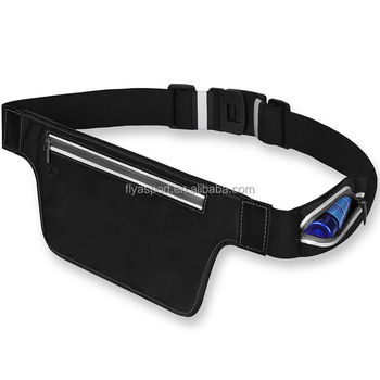 Sports Running Waist Pack Runner Belt Secure Comfortable Travel Money Belt for Amazon selling