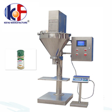 Contemporary latest protein powder filling machine