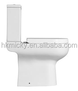 Color P Trap Porcelain Toilet Pan With Seat Cover Buy P Trap Toilet Pan Por