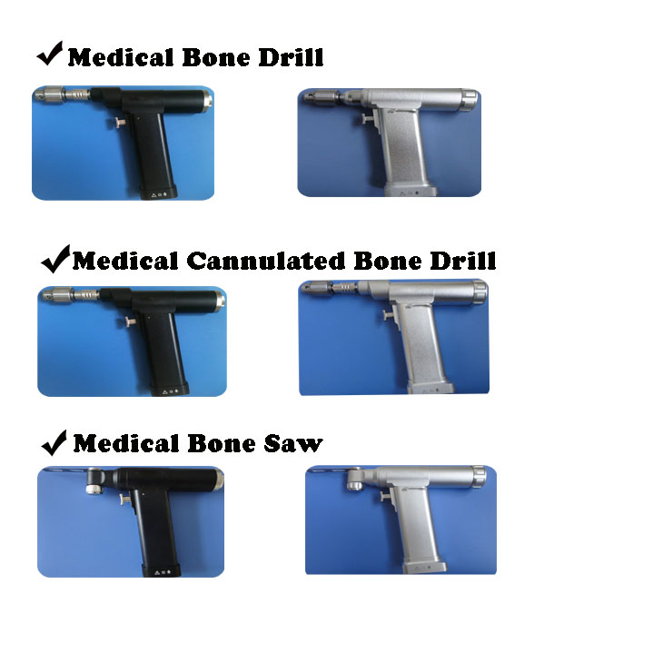 Hot selling power cannulated medical drill