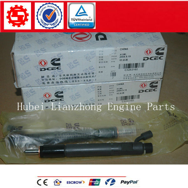 DCEC 6CT 300HP engine injector nozzle assembly 3283160 auto injector nozzle assy diesel injector repair kit 3283160 hot sale