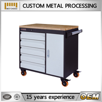 2016 new design steel products steel drawers cabinet spare parts cabinet