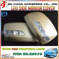 Car Specific FOR TOYOTA FJ200 LC200 LED SIDE REAR DOOR MIRROR COVER