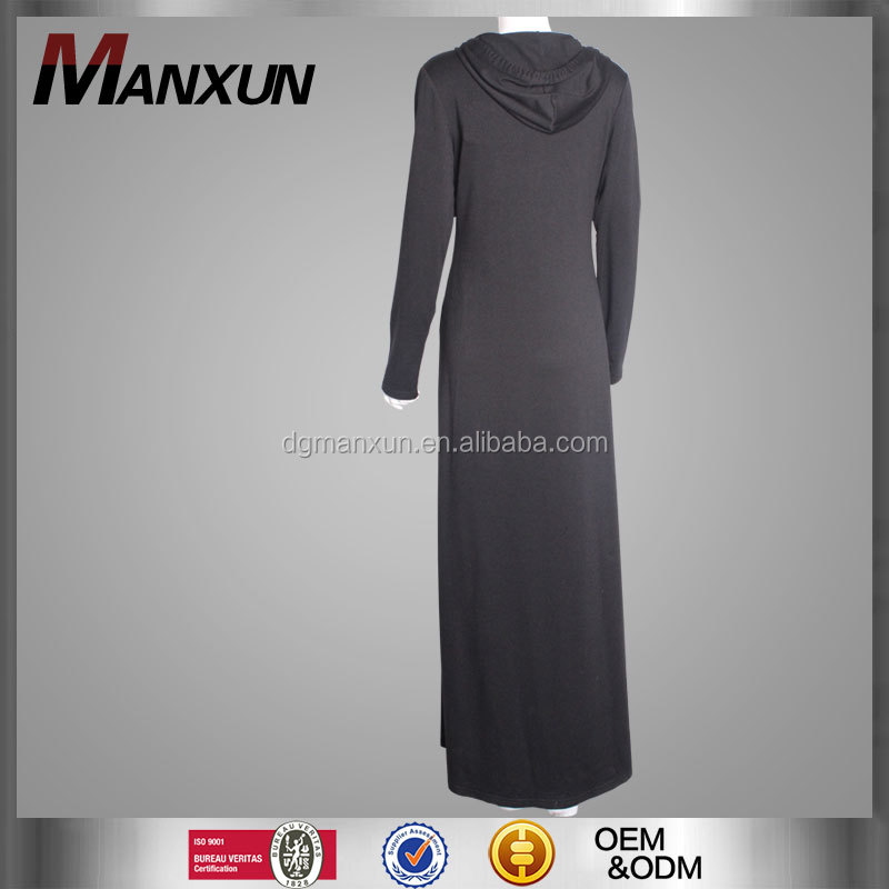 mode abaya burka casual ontwerp sportkleding lange