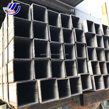 Tianjin Qunshengda Factory ASTM A500 GR.A /GR.B Black Square and Rectangular Steel Pipe/Tube
