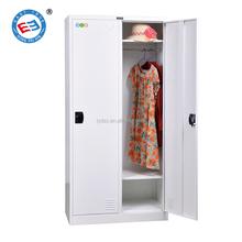 2 door Metal locker steel locker sport changing room storage gym locker