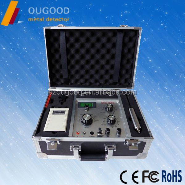 epx-7500 long range metal diamond detector, gold metal detector long range underground diamond detector