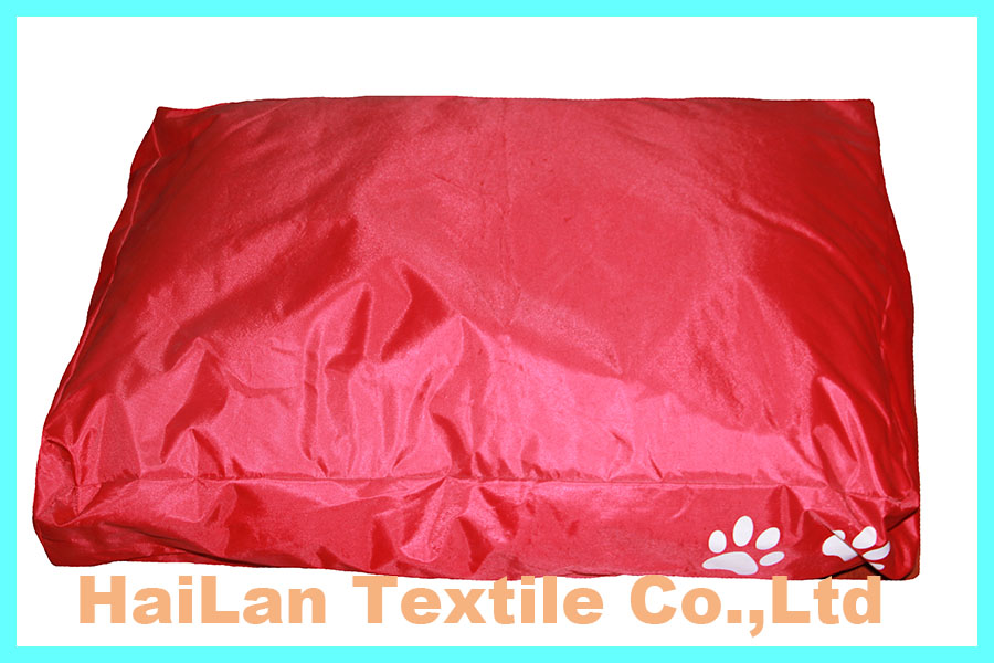 Manufacture Good Price Oxford comfortable Pet Bed and cushion Dog & Cat sleeping in Mat