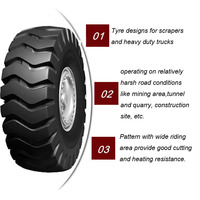 bias wheel loader tire 17.5-25 20.5-25 23.5-25