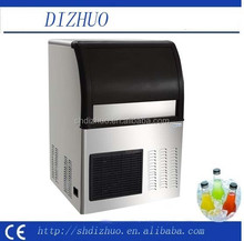 Excellent performance PLC controller automatic 255kg/day containerized block ice making machine