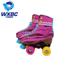 2017 fashion pink patines soy luna skate shoes