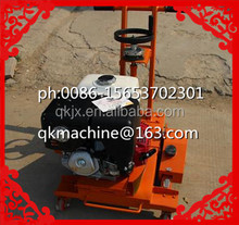 Road Slotting Machine highway pavement notching machine