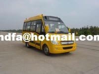 6 m | 10-19 primary school bus passenger seating (HK6601KX)