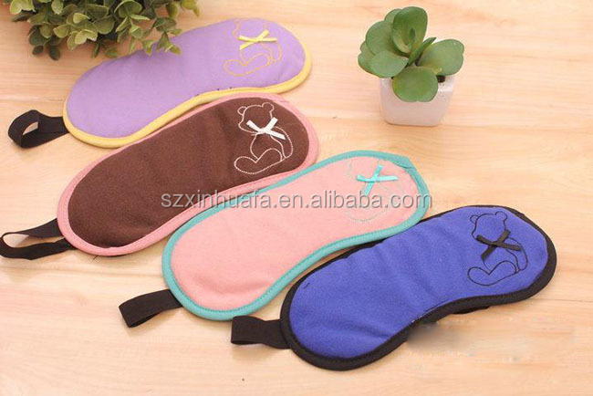 2015 Made In China High Quality Customized Eye Sleep Mask