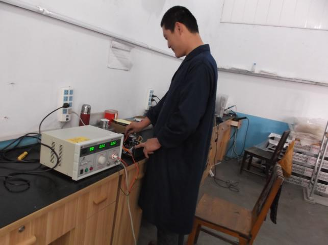 High-voltage Insulation Test
