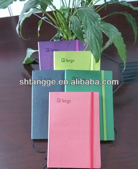 chinese stationery blank hardcover book 2014 hot sale