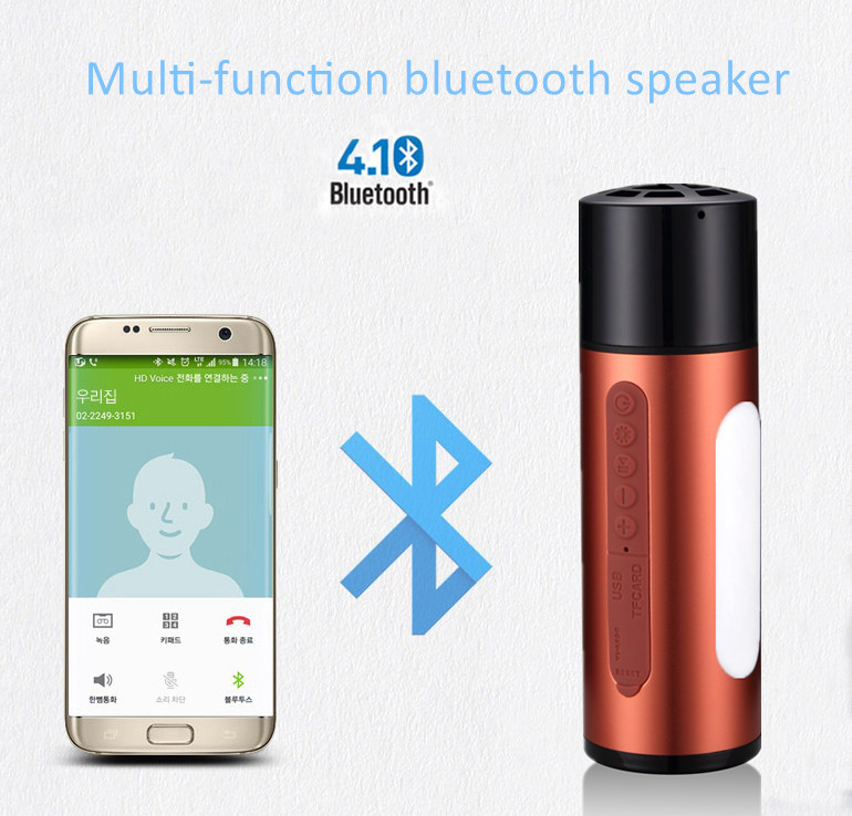 Louder Volume 10W Power, IPX5 Water Resistant, Perfect Wireless Speaker for Home Travel speaker <strong>mini</strong>