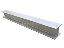 Q235 steel roofing support beam , h beam steel, Q345 Steel h beam for construction