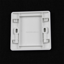 Hot sale 86 Type Wall Switch and Socket Electric Wall Switch Blank Plate with Plastic Blank Cover Plate
