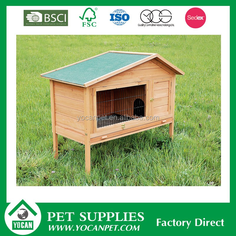 Eco-friendly Small Animals rabbit cage in farm