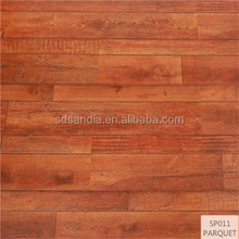 China Supplier Vintage Oak Laminate Floor / Cheap Solid Wood Water-resistance 8mm Durable Laminate Flooring