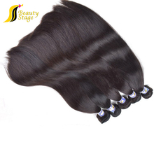 ideal natural black hair synthetic hair weft